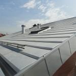 Coperture in alluminio con sistema LARES PLUS