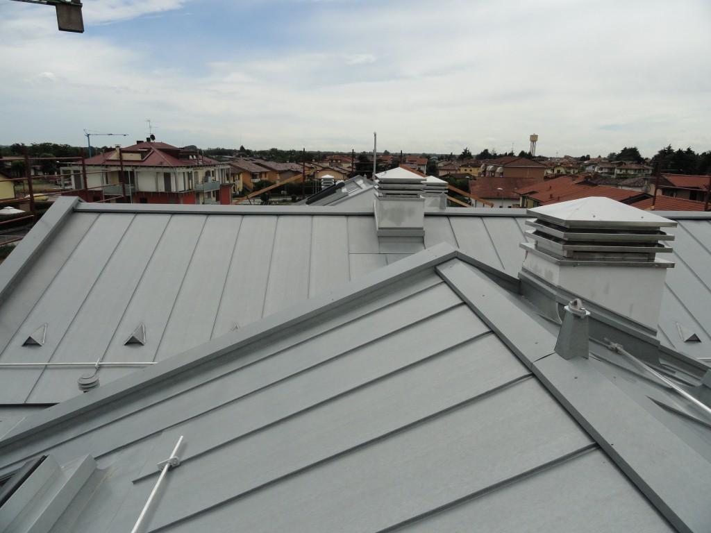 Style cop casirate d adda bg copertura tetto in zinco - Copertura a tetto ...