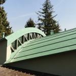 Coperture alluminio Roof Patina