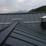 Coperture ventilate in alluminio